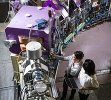 L'accélérateur supraconducteur SPIRAL2 au GANIL ©P.Stroppa/CEA